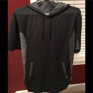 Men's Copperfit hooded shirt